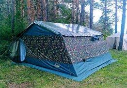 армейские палатки для полевого лагеря