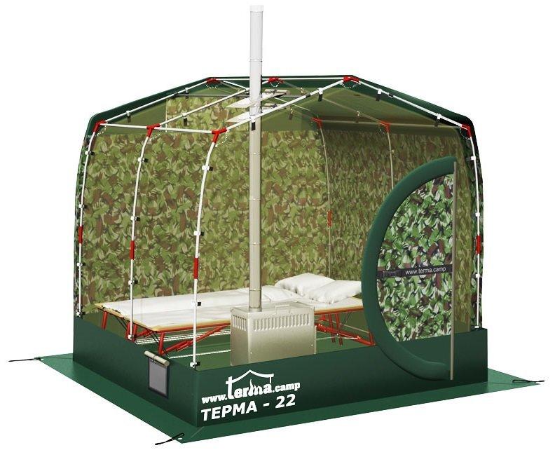 баня палатка купить